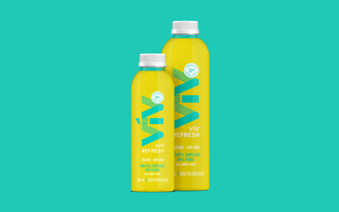 VÍV Cold Pressed Juice